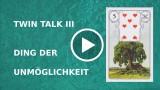 Video, twin talk Kartenlegen, Psychologische Beratung, Yshouk Ursula Kirsch