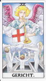 Das Gericht, Tarot, Kartenlegen, Erwachen