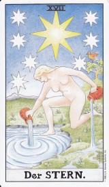 Der Stern, Tarot, Kartenlegen, Newsletter
