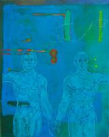 feelings, Gemälde von Ulrike Willenbrink, Künstlerin