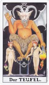 Der Teufel, Psychologische Beratung, Astrologie, Tarot, Lenormand, Traumarbeit, Yshouk Ursula Kirsch