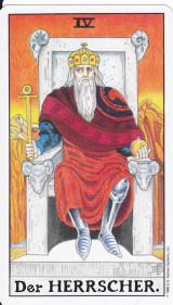 Der Herrscher, Tarotkarte, astrologische Zeitqualität