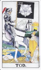Der Tod, Tarot Karte, Haben und Sein