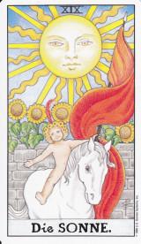 Die Sonne, Tarot, Bewusstheit, Vitalität